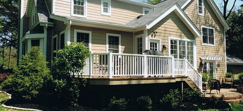 Fibron Deck, Webster Groves, MO