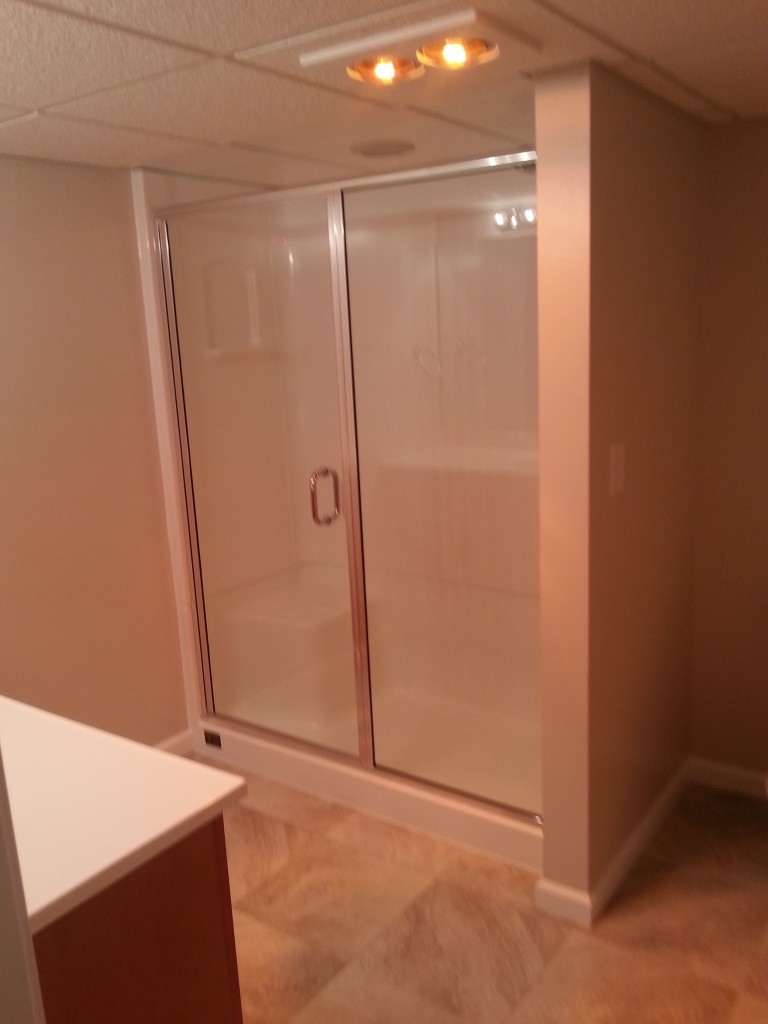 Perfect Heat Lamp Shower, St. Louis, MO