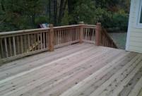 Cedar Decking, Creve Couer, MO