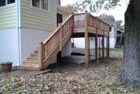Cedar Steps, Creve Couer, MO