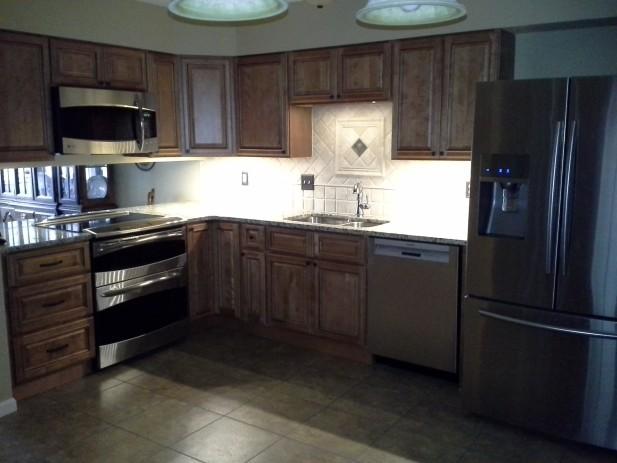 Custom Kitchen Granite Counters St Louis Mo