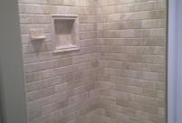 Tavertine, Stone, Shower, St.Louis, MO