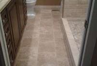Stone Bathroom, St. Louis, MO
